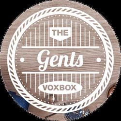 Gents VoxBox Badge