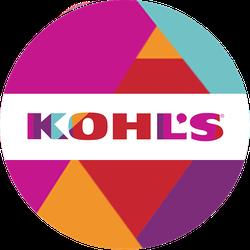Kohl's Happy Dance Badge