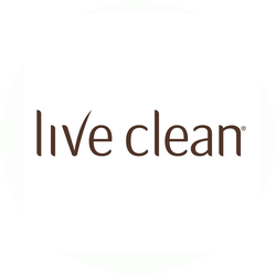Live Clean® Coconut Badge