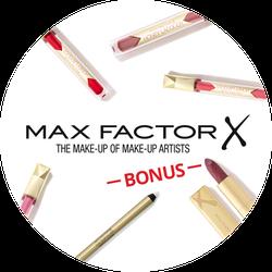 Max Factor Bonus Badge