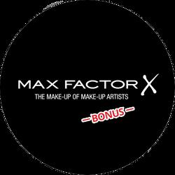 Max Factor Arabia BONUS Badge