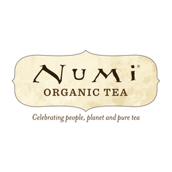 Numi Organic Tea Badge