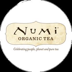 Numi Organic Tea Badge