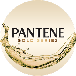 Pantene Pro-V Gold Series Badge