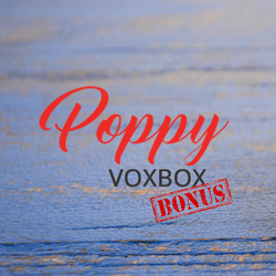 Poppy VoxBox Badge