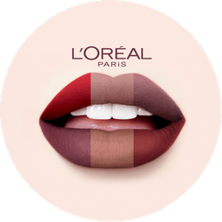 L'Oréal Pro Matte Liquid Lipstick Badge