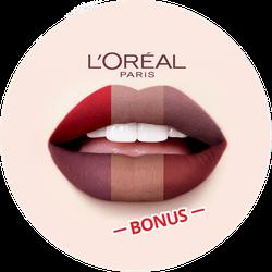 L'Oréal Pro Matte Bonus Badge