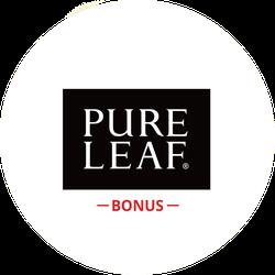 Pure Leaf Matcha Bonus Badge
