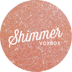 Shimmer VoxBox Badge