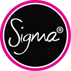 Sigma Beauty Badge