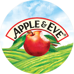 Apple & Eve Badge