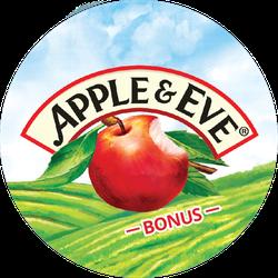 Apple & Eve Bonus Badge