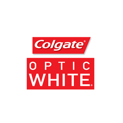 Colgate® Optic White® Radiant™ Badge