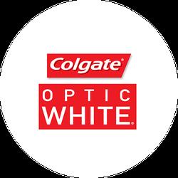 Colgate® Optic White® Radiant™ Badge