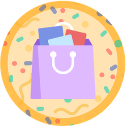 Super Shopper Badge