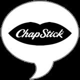 ChapStick® 100% Natural Lip Butter Badge