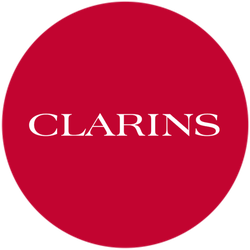 Clarins Double Serum Badge