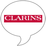 Clarins Badge