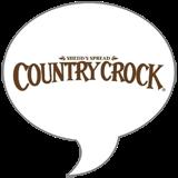 Country Crock Bonus Badge