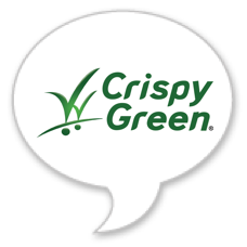 Crispy Green Badge