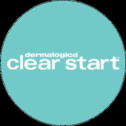 Dermalogica Clear Start Badge