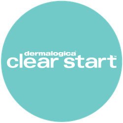 Dermalogica Clearly Glowing Badge