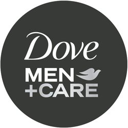 Dove Men + Care Badge