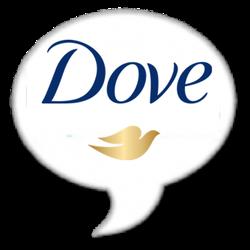 Dove Powder Soft Badge