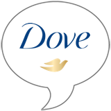 Dove Sheer Fresh Dry Spray Badge