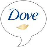 Target Dove Dry Spray Brand Badge