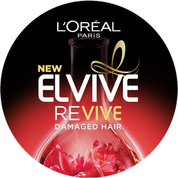 L'Oréal Elvive Color Mask Badge