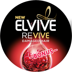 Elvive by L'Oréal Paris BONUS Badge