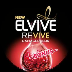 Elvive by L'Oréal Paris BONUS Badge