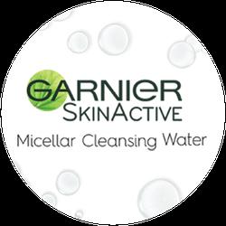 Garnier Micellar Water Badge