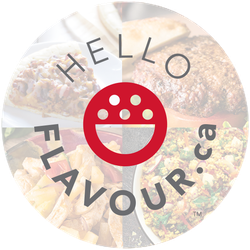 Hello Flavour Weekly Meal Plan Badge