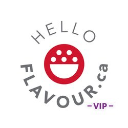 Hello Flavour Canadian Summer VIP Badge