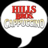 Hills Bros Cappuccino Badge