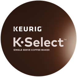 Keurig K-Select Brand Badge