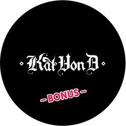 Kat Von D Super Brow BONUS Badge
