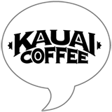 Kauai Coffee Badge