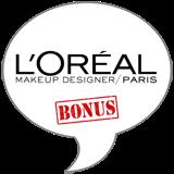 L'Oréal Voluminous Bonus Badge