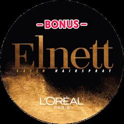 L'Oréal Elnett Bonus Badge