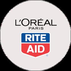L'Oréal at Rite Aid Halloween VirtualVox Badge