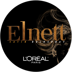 L'Oréal Elnett Extra Strong Hold Badge