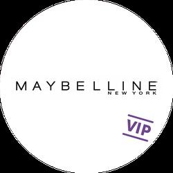Maybelline Great Lash Royal Blue VIP Badge