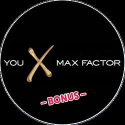 Max Factor Arabia Miracle Contour BONUS Badge