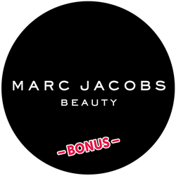 Marc Jacobs Beauty O!mega Shadow BONUS Badge