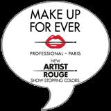 Make Up For Ever Artist Rouge Badge