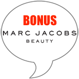 Marc Jacobs Beauty BONUS Badge