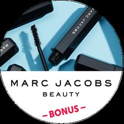 Marc Jacobs Beauty Velvet Noir Major Volume Mascara BONUS Badge